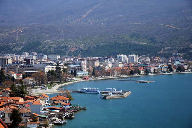 Sightseeing Transfer from Tirana to Skopje with a Tour of Ohrid