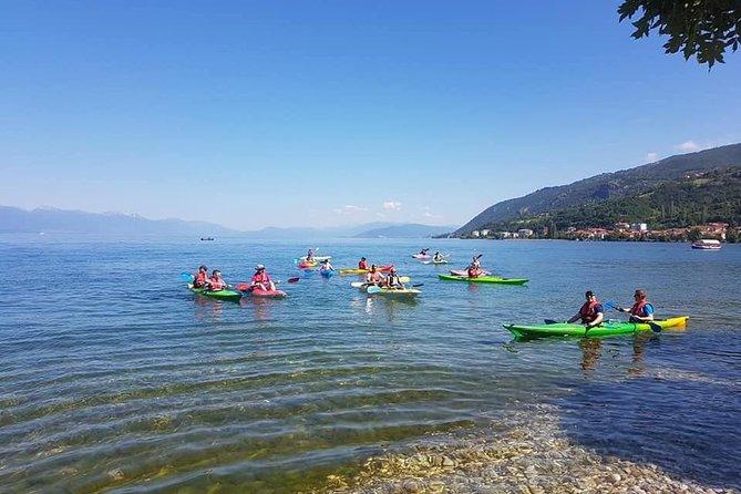 Kayaking Tours Ohrid