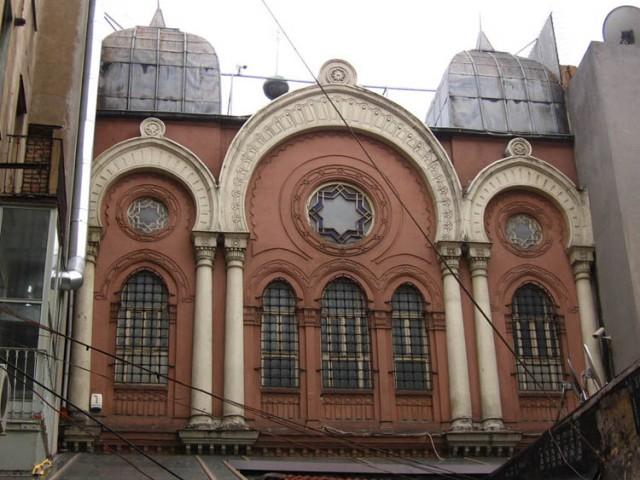 Galata Karaköy Yahudi Mirası Gezisi - Azınlık Yapıları ve Tarihi