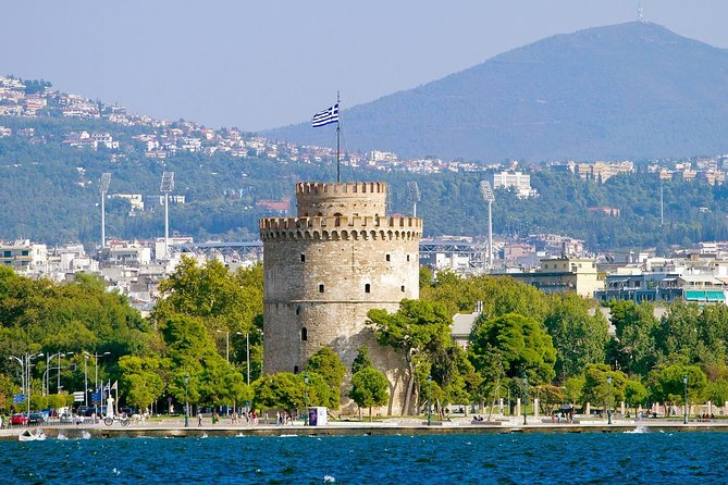 Thessaloniki Half Day Tour and Archaeological Museum Visit