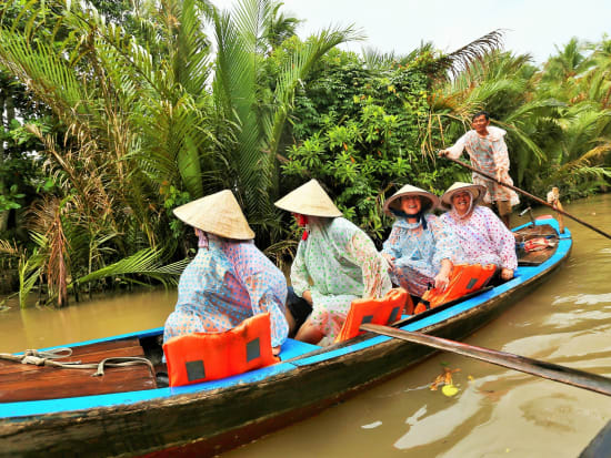 Ho Chi Minh City  Mekong Delta Tour with River Cruise