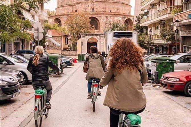 Thessaloniki Highlight bike tour