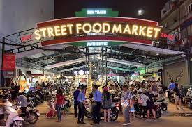 Ho Chi Minh- Saigon Street Food and Night Market Tour