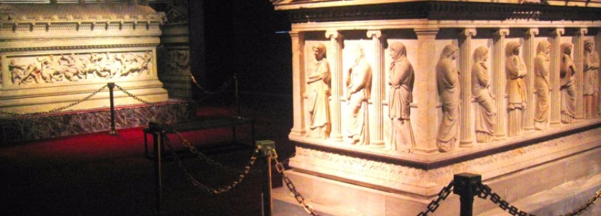 Arkeoloji Müzesi Gezisi