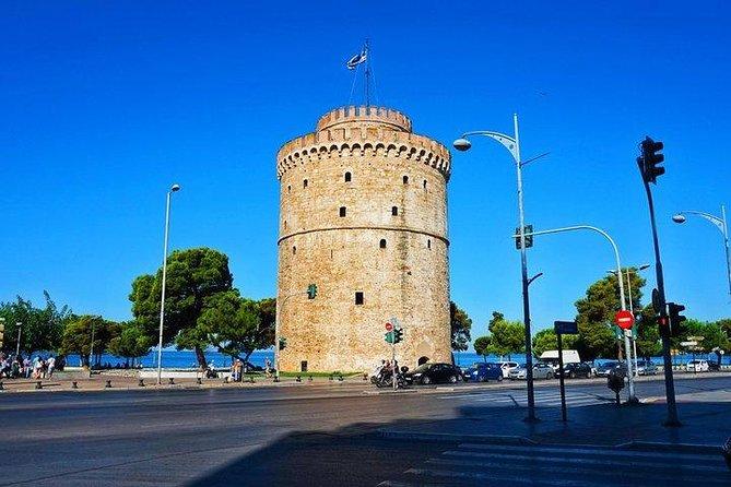 Private Historic Walking Tour Thessaloniki