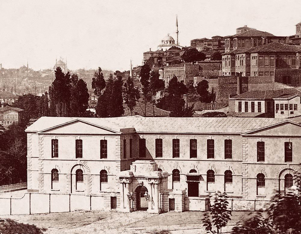 İstanbul'un Hayalet Binaları
