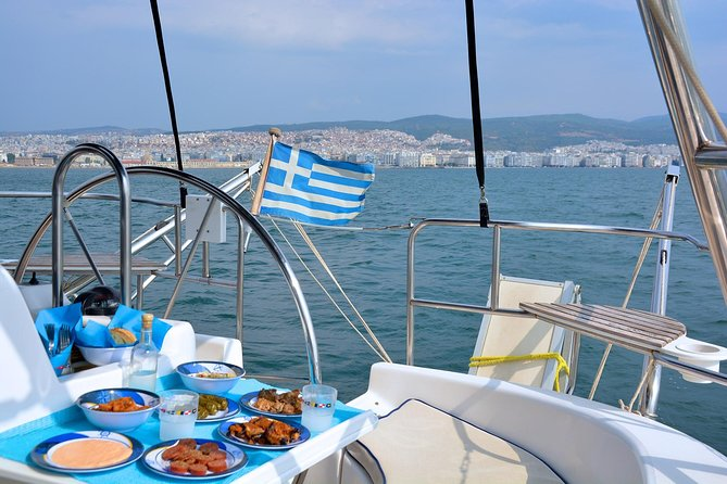 Discover Thessaloniki from the Sea