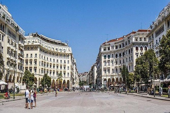 City Tour Thessaloniki