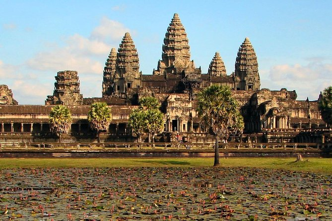Siam Reap Angkor Temples Full-Day Tour