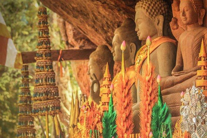 Siam Reap Phnom Kulen National Park: Kulen Waterfalls, 1000 Lingas & More - Full Day