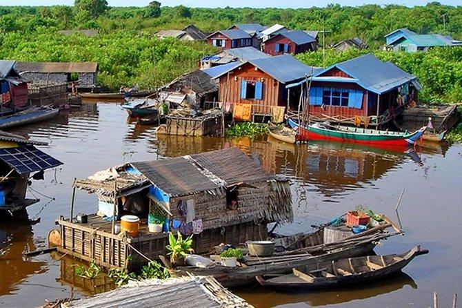 Siam Reap Half-Day Kompong Phluk, Tonle Sap Lake