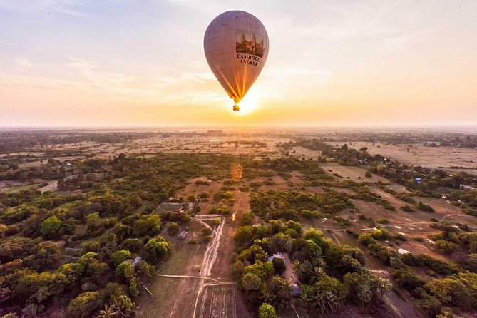 Siam Reap Angkor Hot Air Balloon Classic Ride