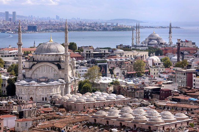 Full Day Istanbul Old City & Bosphorus Cruise Tour incl Lunch