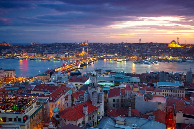 Bosphorus Full-Day Sightseeing Tour