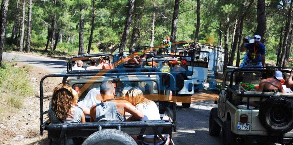 Jeep (Off-Road) Safari Turu