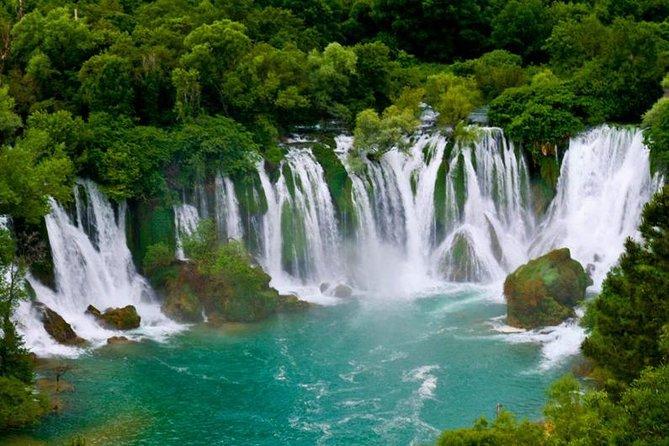 Kravice Falls, Počitelj Old Town & Blagaj Tekke Day Trip from Mostar