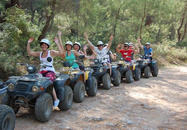Bodrum ATV Safari