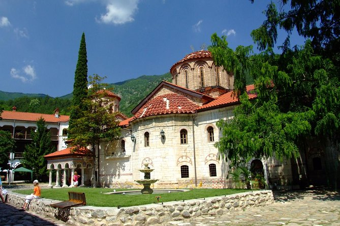 Bachkovo Monastery and Asen's Fortress Private Day Tour from Plovdiv