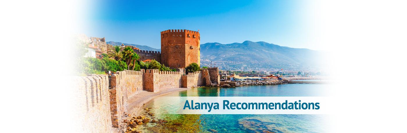 Alanya Recommendations