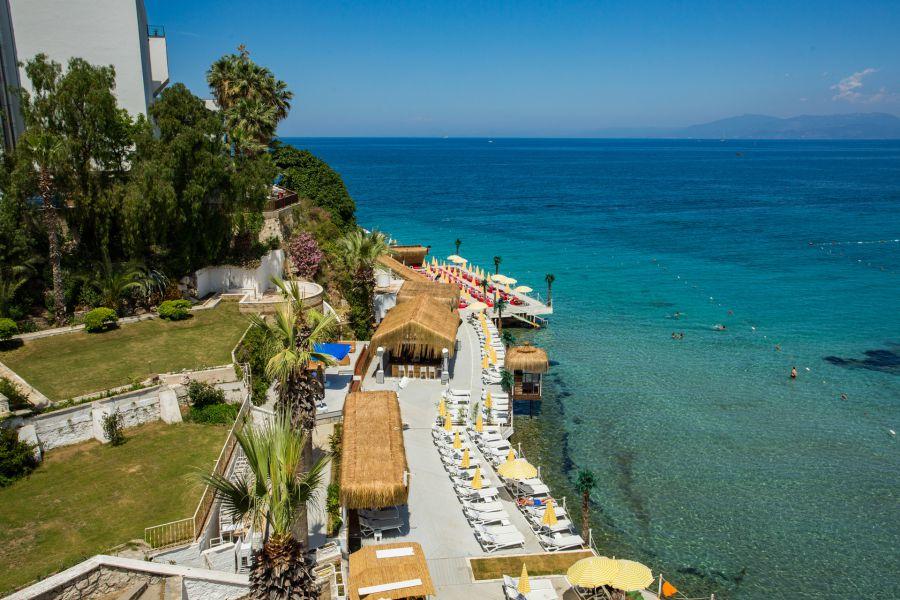 Martı Beach Hotel Kuşadası283512