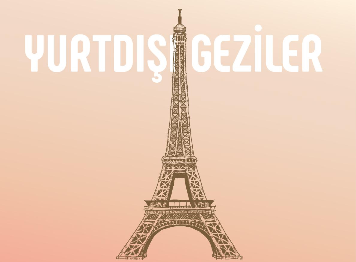 2019 Yurtdışı Geziler