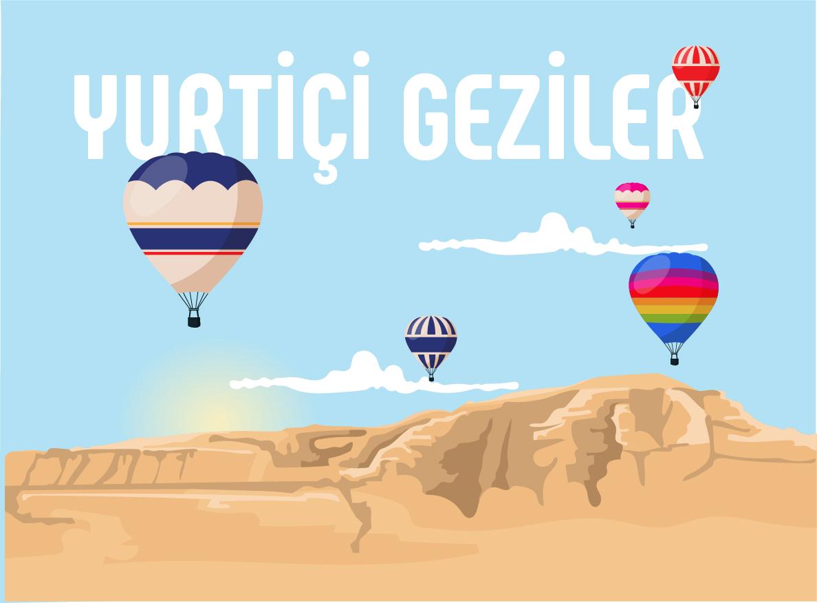 2019 Yurtiçi Geziler