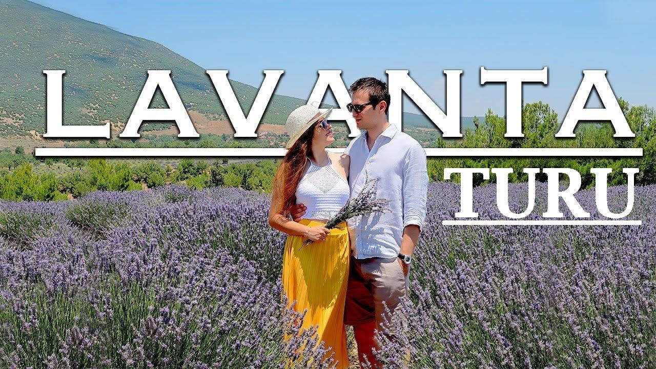 Isparta Lavanta Turu Alanya Manavgat Serik Antalya Çıkışlı