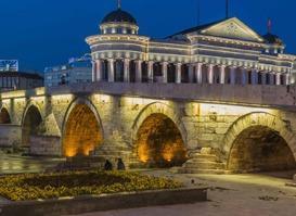Makedonya Turu | Üsküp, Ohrid, Kalkandelen, Manastır, Resne