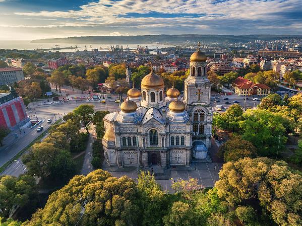 ROMANYA- BULGARİSTAN TURU