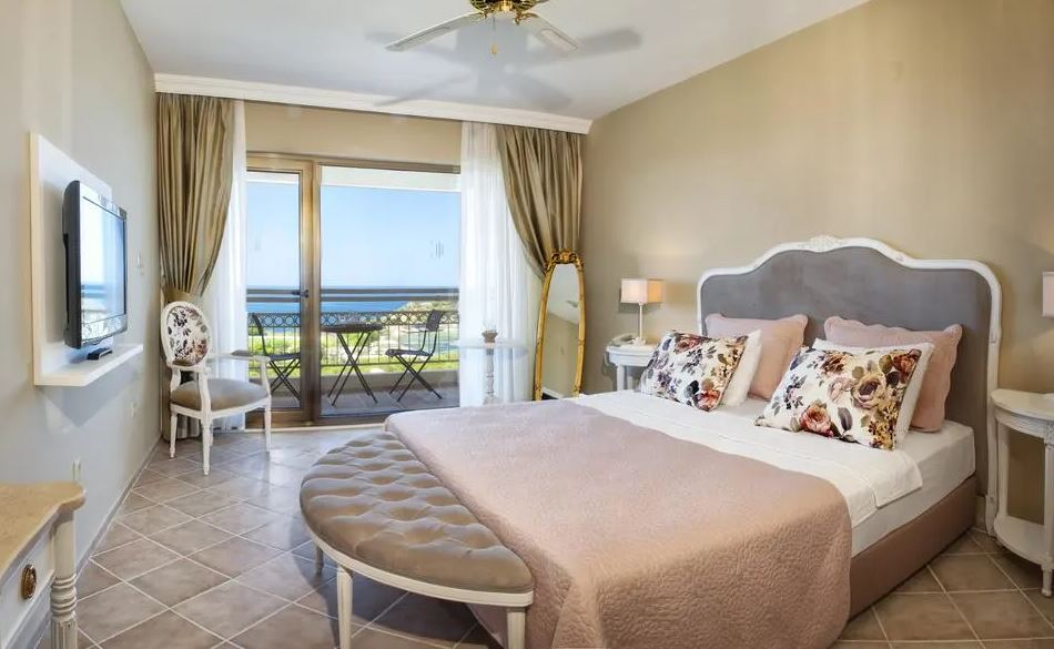 Standart Deniz Manzaralı Balkonlu