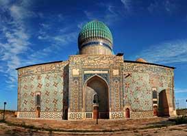 Kazakistan ve Özbekistan Turu 2 | Türkistan, Ahmet Yesevi, Çimkent, Taşkent, Semerkand, Buhara