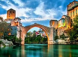 Bosna Turu | Saraybosna, Mostar, Travnik