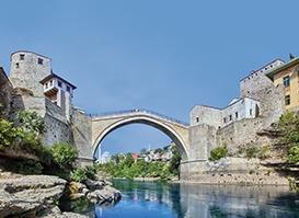 Bosna Turu 2 | Saraybosna, Mostar, Travnik