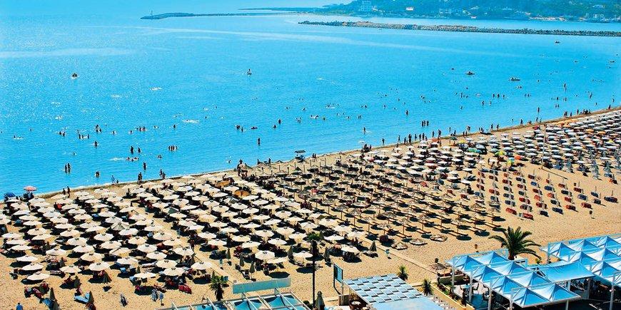 Adriyatik Denizinde Resort Keyfi