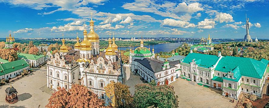Kiev Turu 3 Gece 4 Gün Skyup Havayolları İle