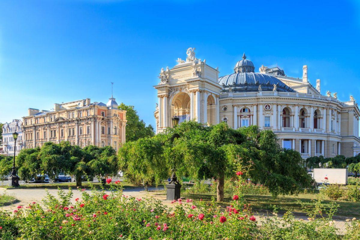 Odessa Turu 5 Gece 6 Gün Skyup Havayolları ile