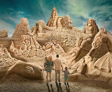 Kum Heykel Müzesi ( Sandland)