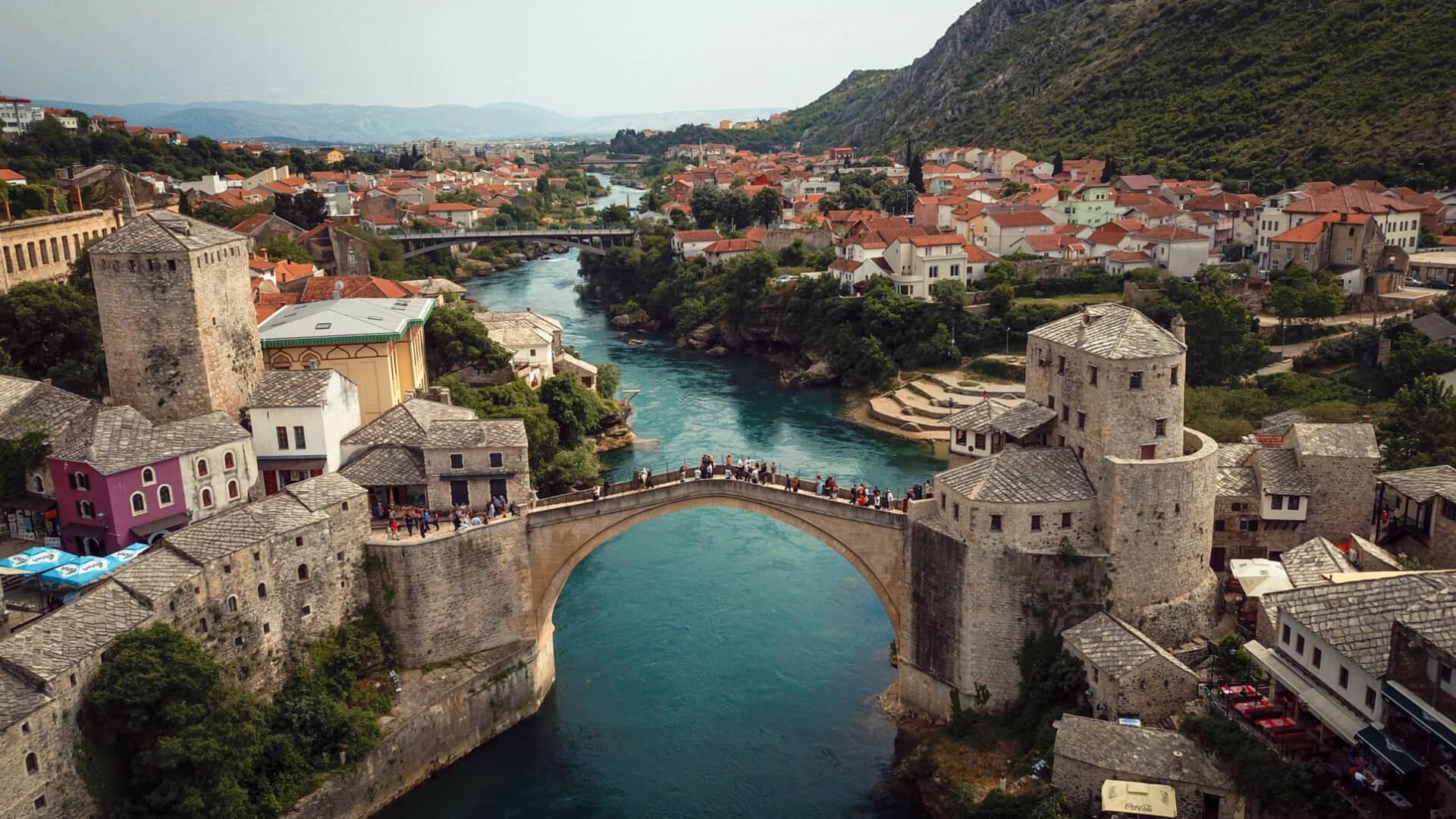 Balkanlarda 3 Ülke Turu Tüm Çevre Gezileri, Extra Turlar, ve 1 Akşam Yemeği Dahil !