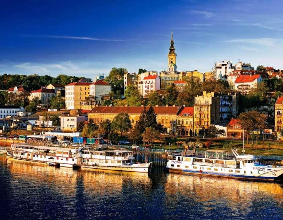 Belgrad Turu 29 Ekim Özel Türk Havayolları ile