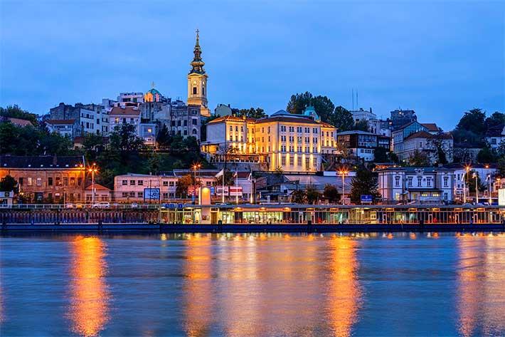 Belgrad Turu Yılbaşı Özel Türk Havayolları ile