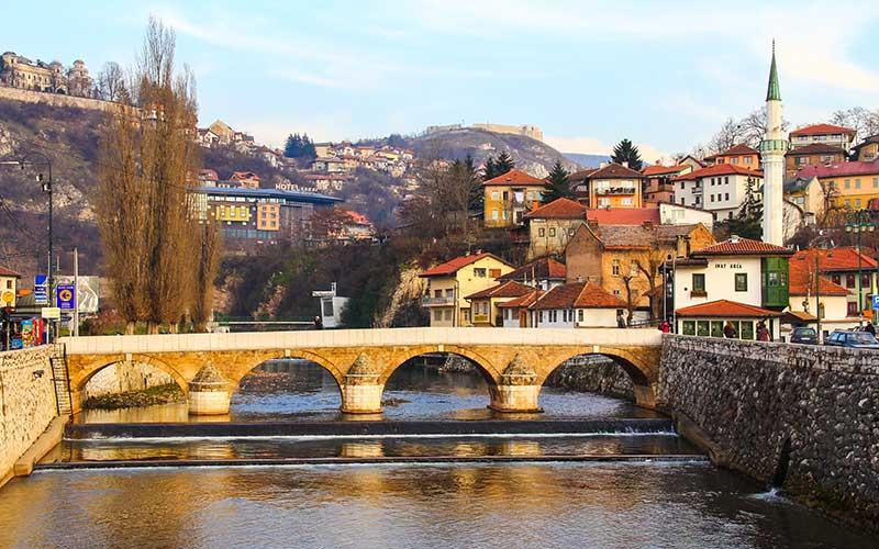 Saraybosna Turu Yılbaşı Özel Türk Havayolları ile