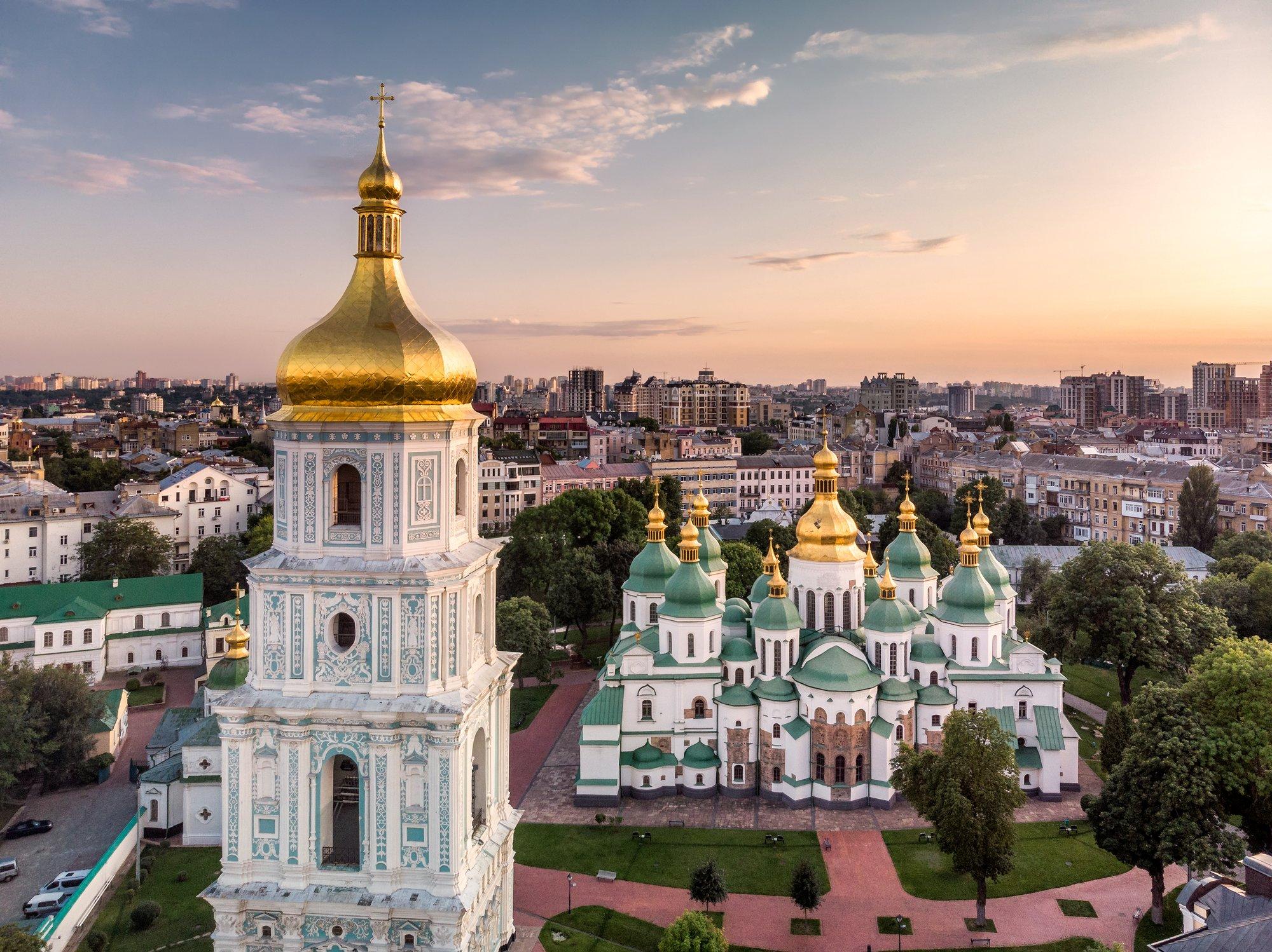 Kiev Turu Yılbaşı Özel Türk Havayolları ile