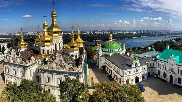 Kiev Turu Ankara Hareketli Türk Havayolları ile