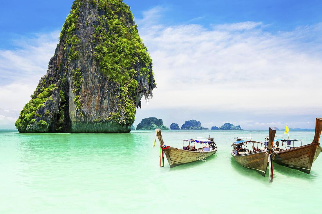 Phuket Turu Singapur Havayolları ile Kış Dönemi