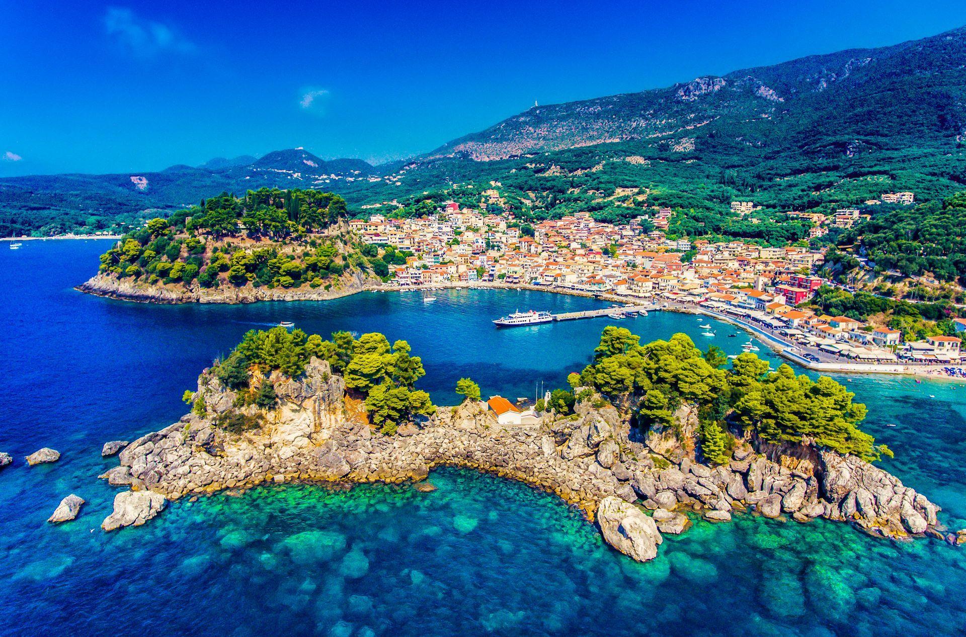 Parga & Korfu Adası Turu Cumhuriyet Bayramı Özel