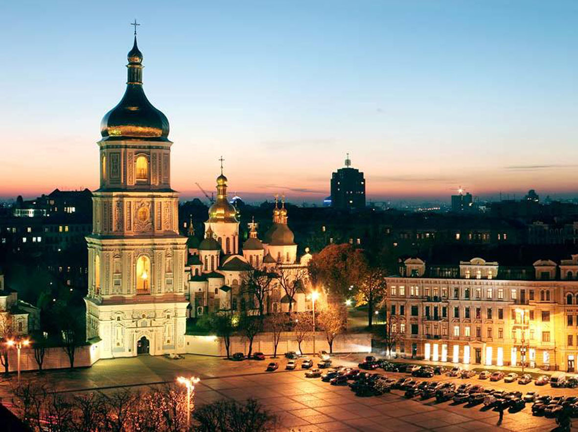 Kiev Turu Thy ile 29 Ekim Özel Ankara Hareket