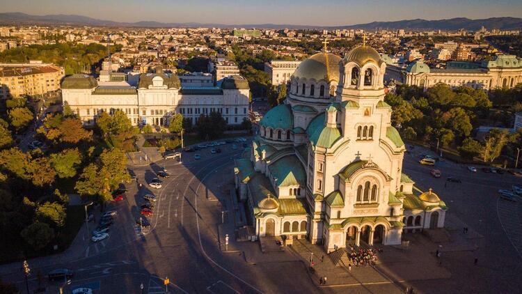 Otobüs ile Sofya Belgrad Turu Şok Promosyon