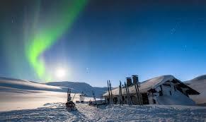 Kuzey Işıkları Lapland Murmansk Turu 4 Gece 5 Gün