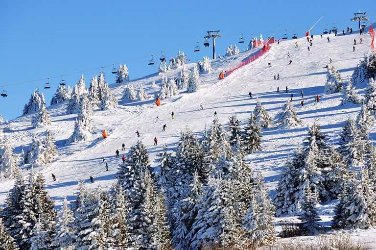Mavrovo Kayak Turu Pegasus Havayolları ile 3 Gece Perşembe Hareket