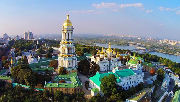 Kiev Turu Yılbaşı Özel THY ile 3 Gece 4 Gün